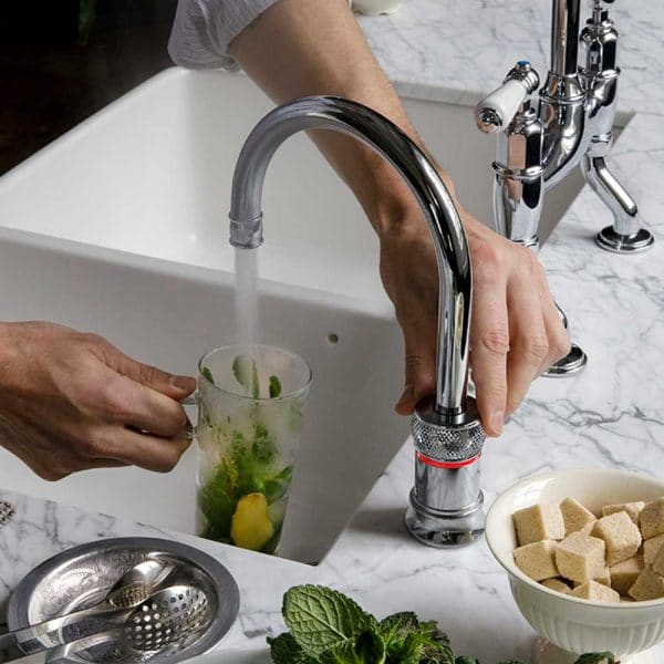 Quooker Classic Nordic single tap round