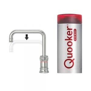 Quooker Classic Nordic Square Single Tap