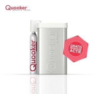 Quooker CUBE gratis installatie